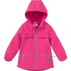 Topolino Topomini Германия Демисезонный комбинезон куртка для девочки 92см