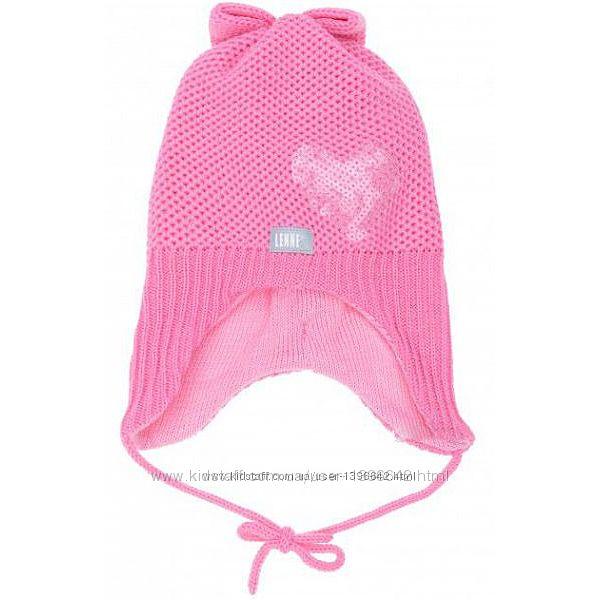 Зимняя шапка для девочки Lenne Janely 18376127, размер 48 см