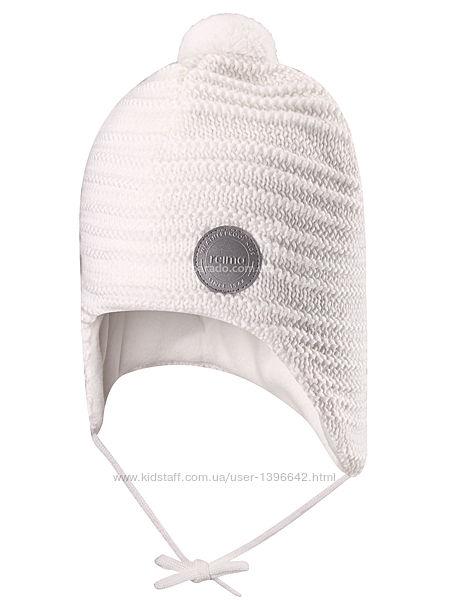 Reima Kumpu Зимняя шерстяная шапка на флисе 48, 50см Финляндия