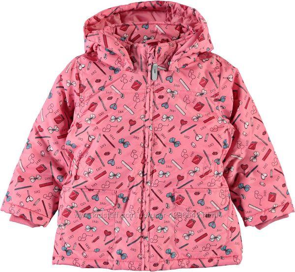 NAME IT Nitmellon Куртка для девочки 104см 4года