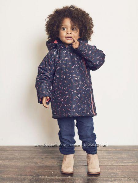 NAME IT Зимняя куртка для девочки размеры 104см 110см
