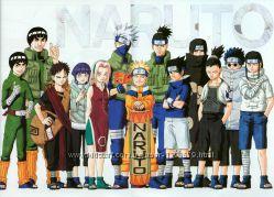 Аниме Наруто 1 сезон Ураганные хроники Anime Naruto Shippuuden dvd