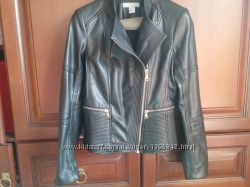 Новая брендовая кожаная куртка-косуха Н&М