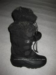 18, 5 см стелька, канадские сноубутсы Kamik, зимние сапоги