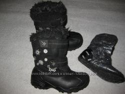 17, 5 см стелька, канадские сноубутсы с валенком Acton, зимние сапоги