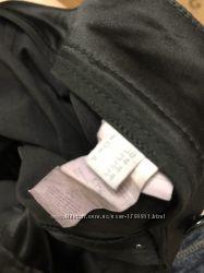Классические школьные черные брюки