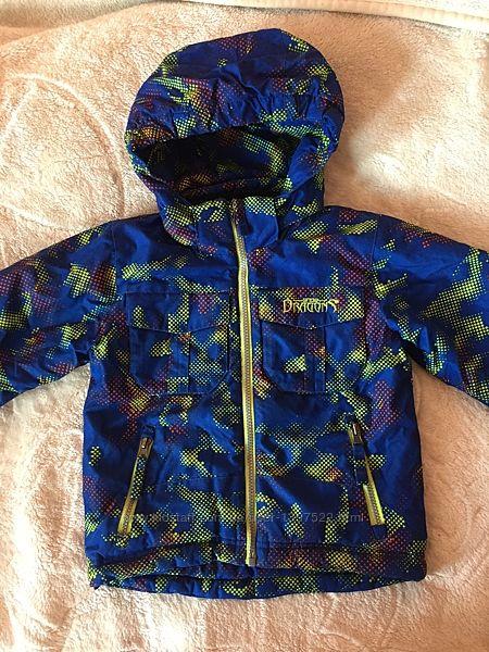 Зимняя куртка Snow Dragons 3T большемерит