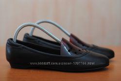 Черные женские туфли, балетки Marks and Spencer, 38 размер. Оригинал