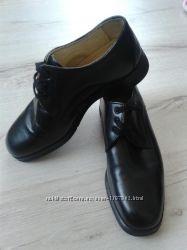Шкіряні італійські туфлі Davos