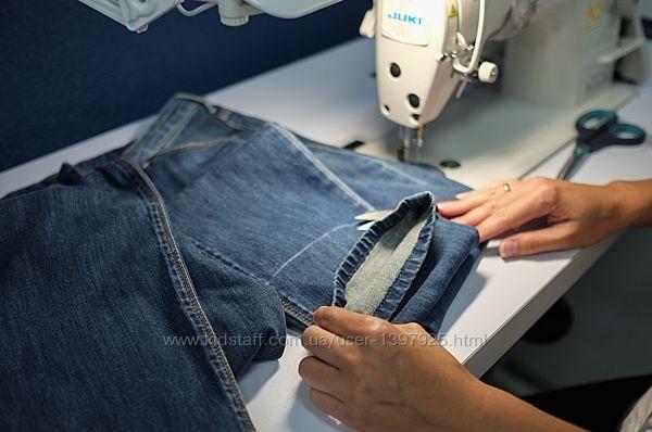 ремонт, перешив, пошив, реставрация одежды, аксессуаров