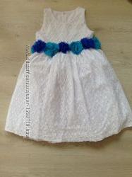 Нарядное , пышное платье, шилось на заказ