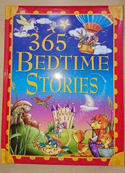 Книга 365 Bedtime Stories на английском языке для детей