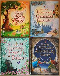 Usborne Illustrated Stories - книги на английском языке для детей
