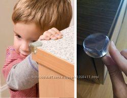 Защита детей от углов, силиконовые уголки, безопасность вашего ребенка