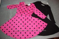 Набор два платья The Children&acutes Place, 7-8 лет