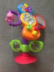 Музыкальный цветочек Kiddieland, детская присоска игрушка цветок