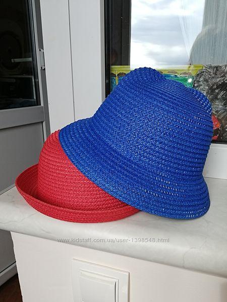 Панамка шляпка с ушками