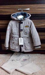 Куртка парка чикко р104 катоны