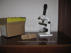 Микроскоп школьный Юннат-2П-1 80-400 крат