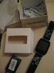 Детские умные часы-телефон Smart Baby Watch G51 вар. Q90 сенсорные и бону
