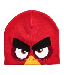 шапка angry birds H&M