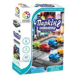 Smart Games Паркинг Купить - игра головоломка. Оригинал