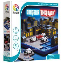 Smart Games Полиция Операция похищение - Супер головоломка