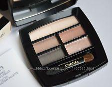 Лимитированные тени Chanel Les Beiges Palette Regard Belle Mine Naturelle