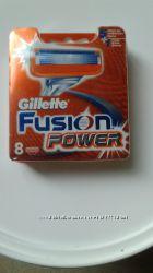 Кассеты Gillette Fusion Power, 8 шт.