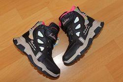 Зимове взуття для дівчаток. Розміри 27, 28, 29, 30, 31