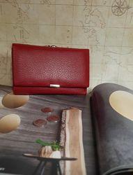 Кошелек портмоне классический кожаный ivorx качество