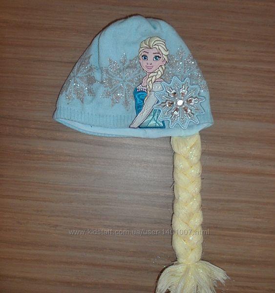 Оригинальная шапочка Disney Дисней с Эльзой
