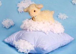 Холофайбер 1 кг наполнител для игрушек подушек декора поделок холлофайбер ш