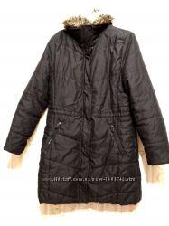 Куртка курточка пальто демисезонное осеннее 48-50 наш размер
