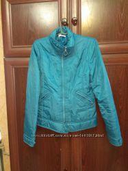 Осенняя синяя курточка