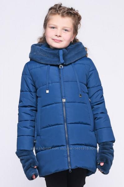 Детская зимняя куртка, пальто, пуховик для девочки. Огромный выбор.