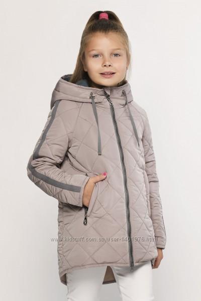 Детские пальто весна-осень для девочек