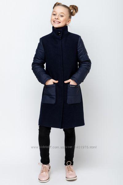 Модные весенние куртки, пальто  для девочек