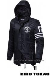 Мужские стильные деми куртки отличного качества