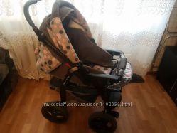 Продам детскую коляску Navara by Anex 2 в 1 пр-ва Польша в отличном состоя