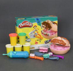 Набор для лепки Play-Doh Мистер Зубастик по супер цене. Аналог.