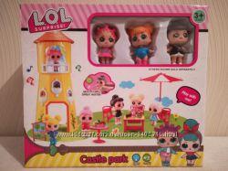 Башня LOL Surprise LOL-11 домик куклы музыка свет