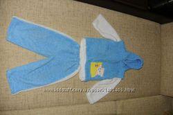 Пакет вещей р. 2т джинсы, брюки, кофта, костюм