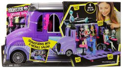 Школьный автобус Monster High