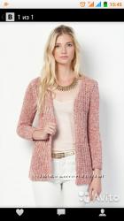 Кардигансвитер zara knit