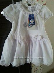 Новое платье Garden Baby
