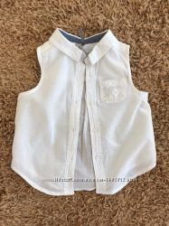 Рубашка фирменная. Размер 1, 5 - 2, 5 года. Состояние новой