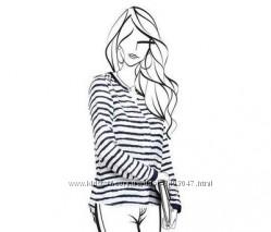 Блуза от Хелен Фишер 40 46-48