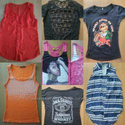 Пакет для девушки, футболки, майки