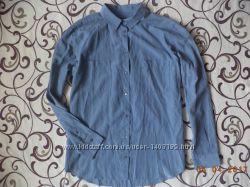 Крутая шелковая рубашечка